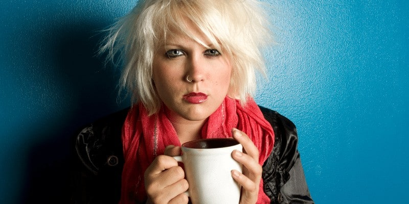 10 Signs of coffee addiction