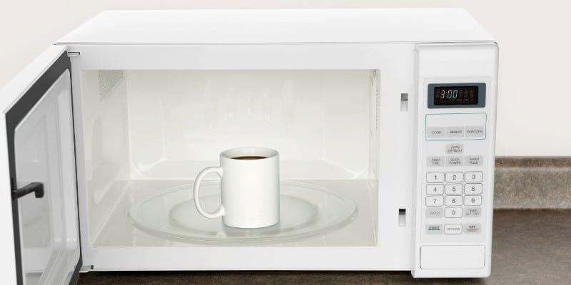Can You Microwave Coffee