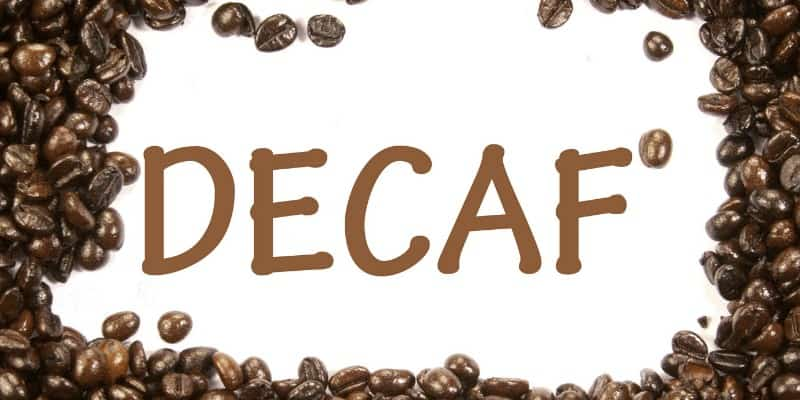 The Difference Between Decaf and Caffeine Coffee
