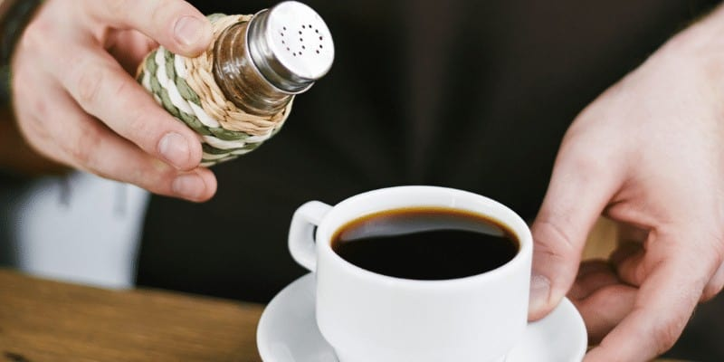 What are the Health Benefits of Salt in Coffee